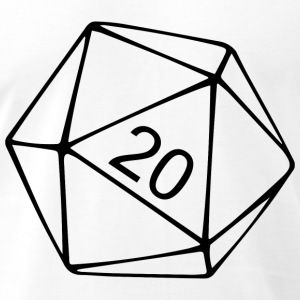 D20 clipart. The best d symbols
