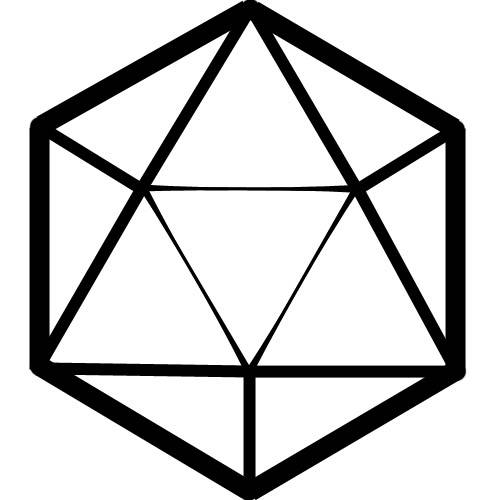 D20 clipart. I need dice all