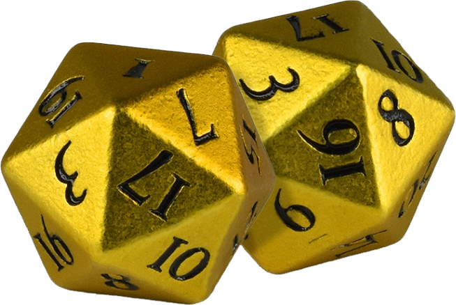 D20 dice png. Sports game card distribution