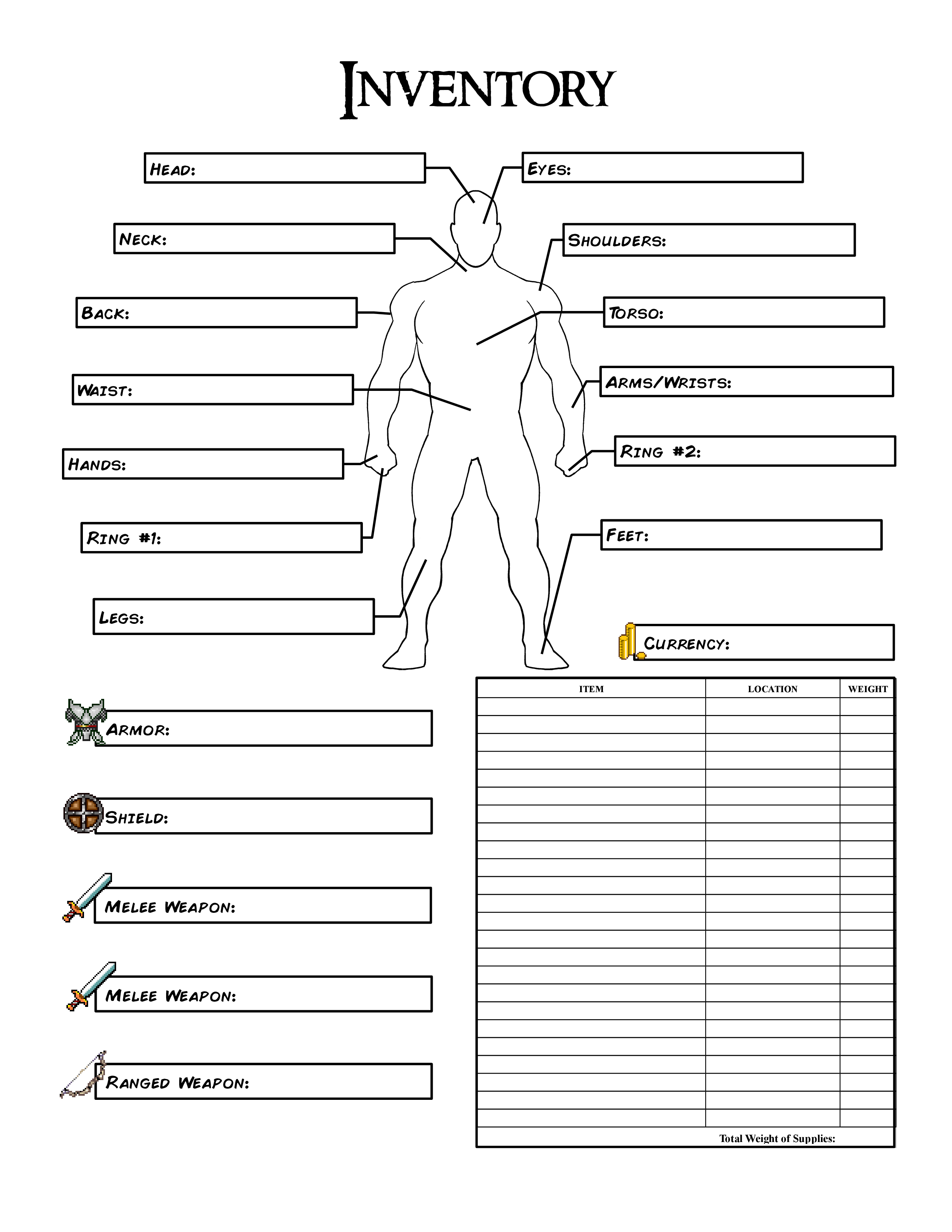 D20 outline png. I like this inventory
