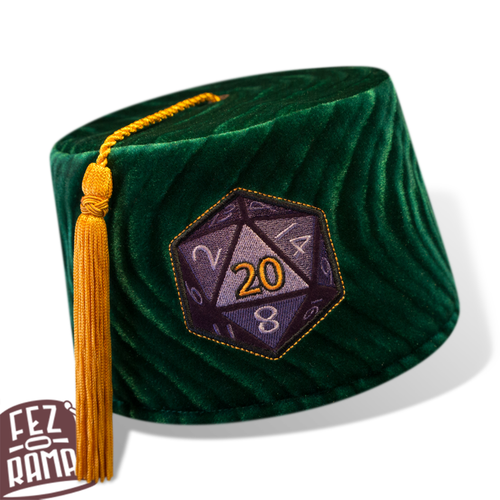 Fez o rama d. D20 transparent evil png transparent library