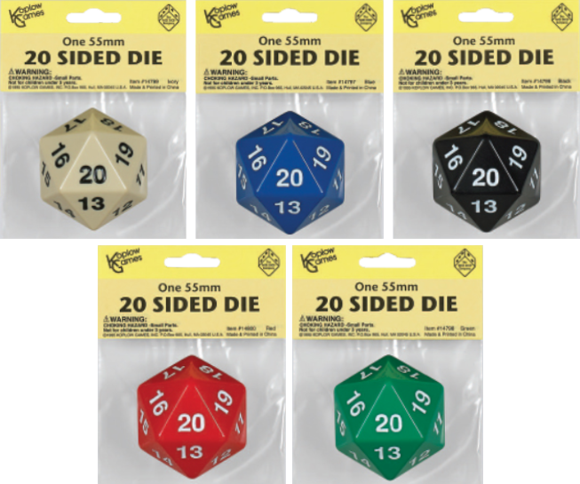 D20 transparent spindown. D koplow mm spin