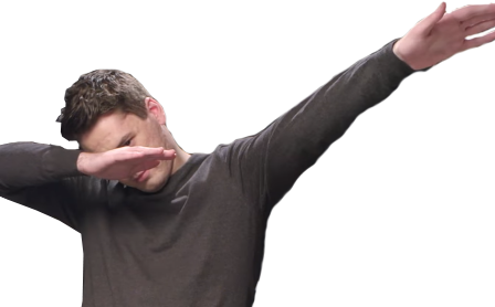 dab arm png