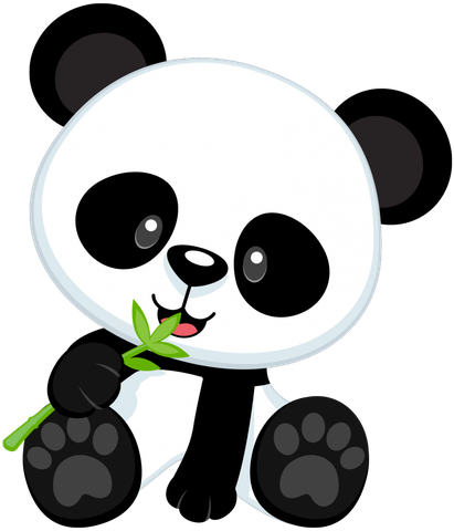 Dab vector panda. Ckren uploaded this image
