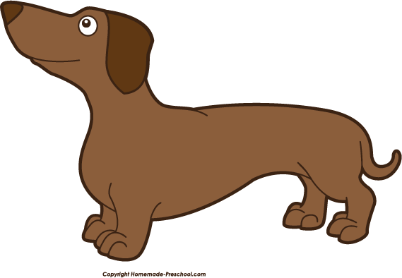 Free Dachshund Cliparts, Download Free Clip Art, Free Clip Art on ...