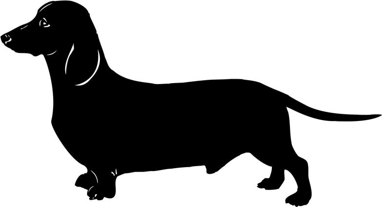 Dachshund clipart clip art free download