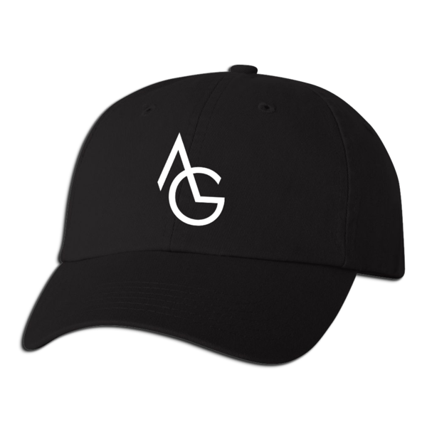 Dad cap png. Black ag icon andy