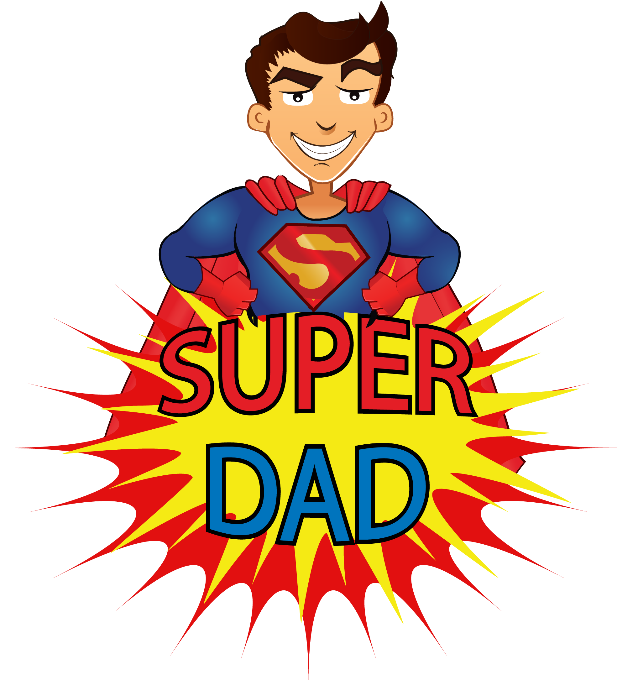 Dad cartoon png. Images all kids fun