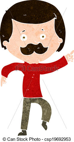 Dad clipart. Cartoon dancing vector search svg download