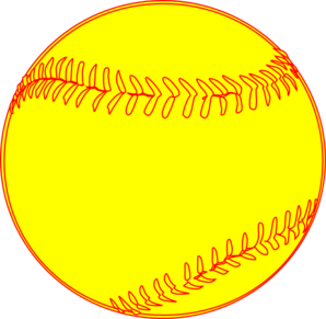 Transparent softball animated. Free cliparts background download