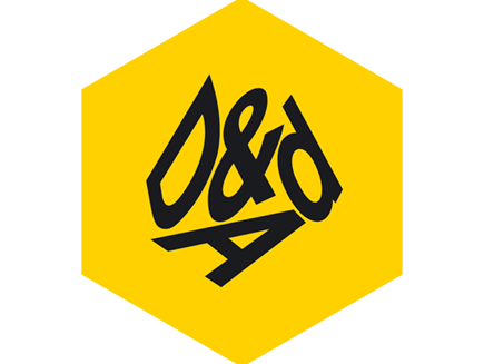 D&ad logo png. Nurturing talent with d
