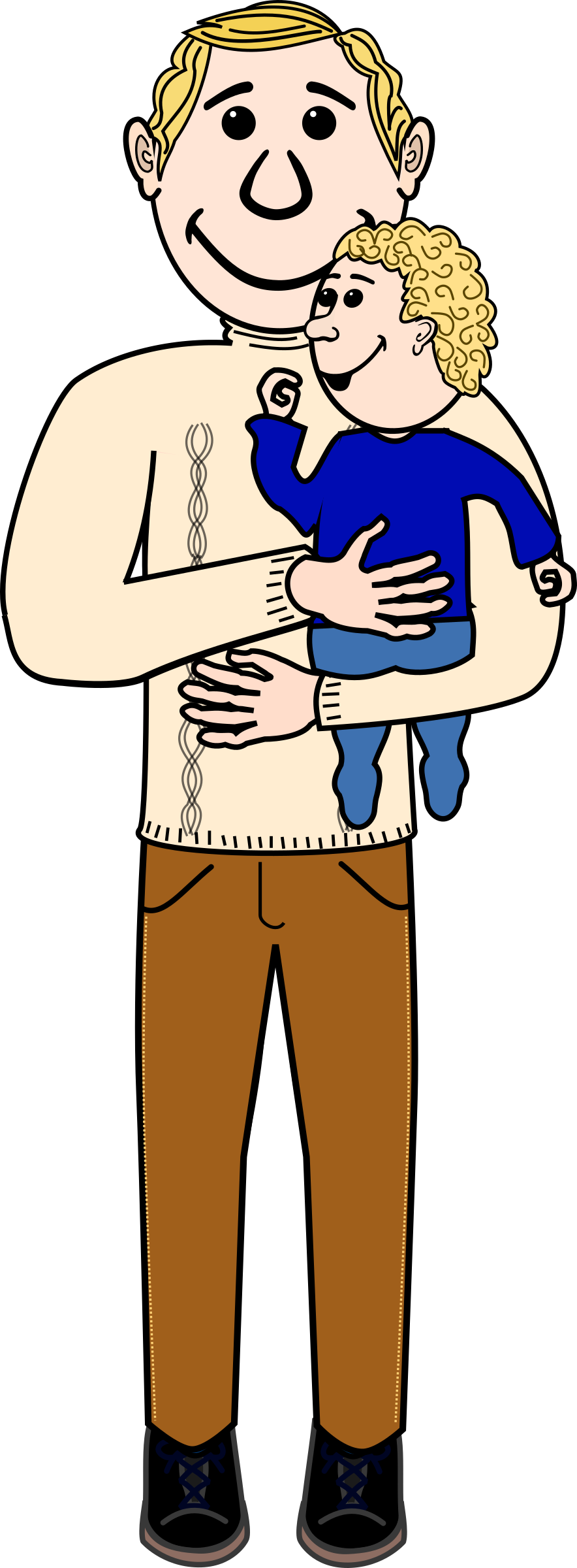 Dad png clipart. And baby transparent pictures