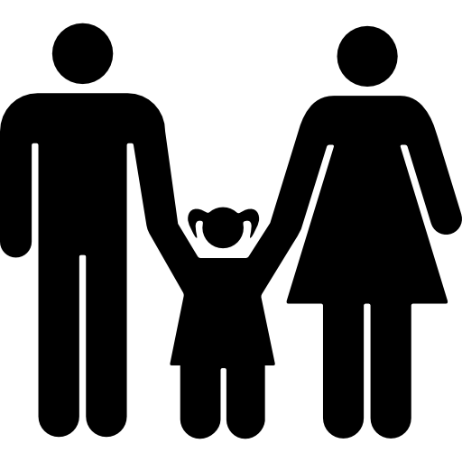 Dad png human. Family of mother and