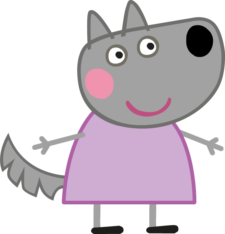 Daddy pig png. Image wendy wolf peppa