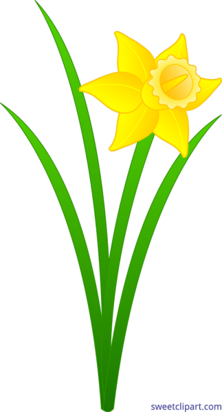 Stem free on dumielauxepices. Daffodil clipart wind svg freeuse stock