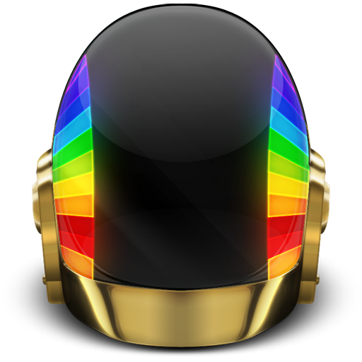 Daft punk helmet png. Helments by svengraph on