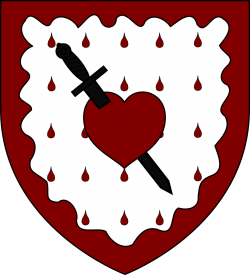 House staedmon a wiki. Dagger clipart heart banner royalty free stock