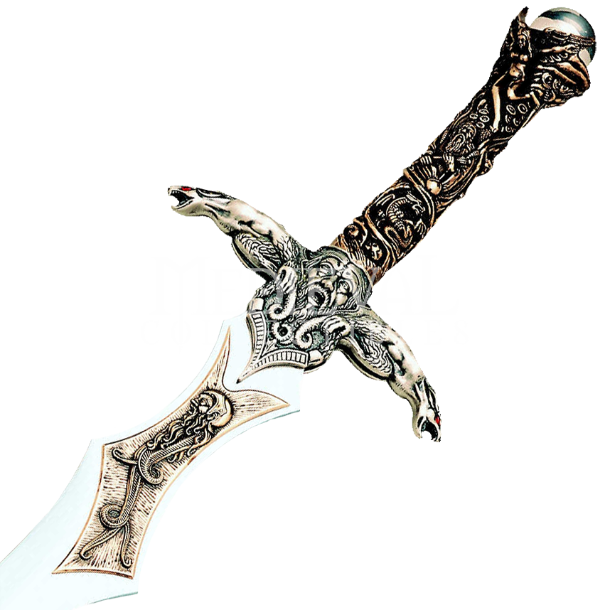 Merlin the magician sword. Dagger clipart renaissance image royalty free stock