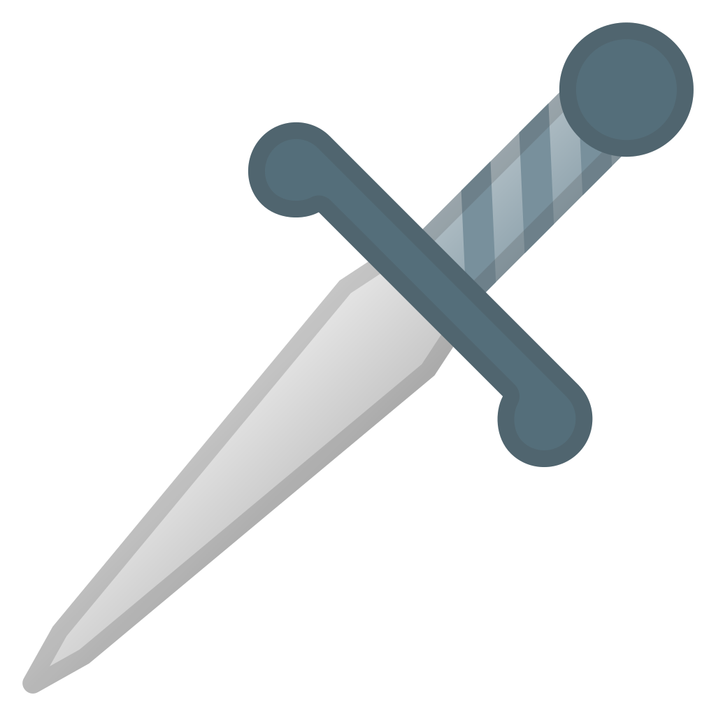 dagger icon png