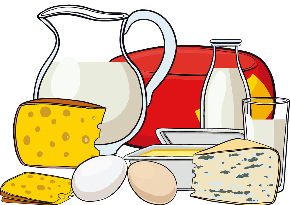 Dairy clipart. Clip arts for free