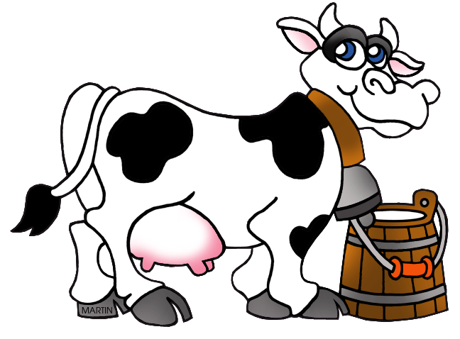 Dairy clipart. Free cow cliparts download