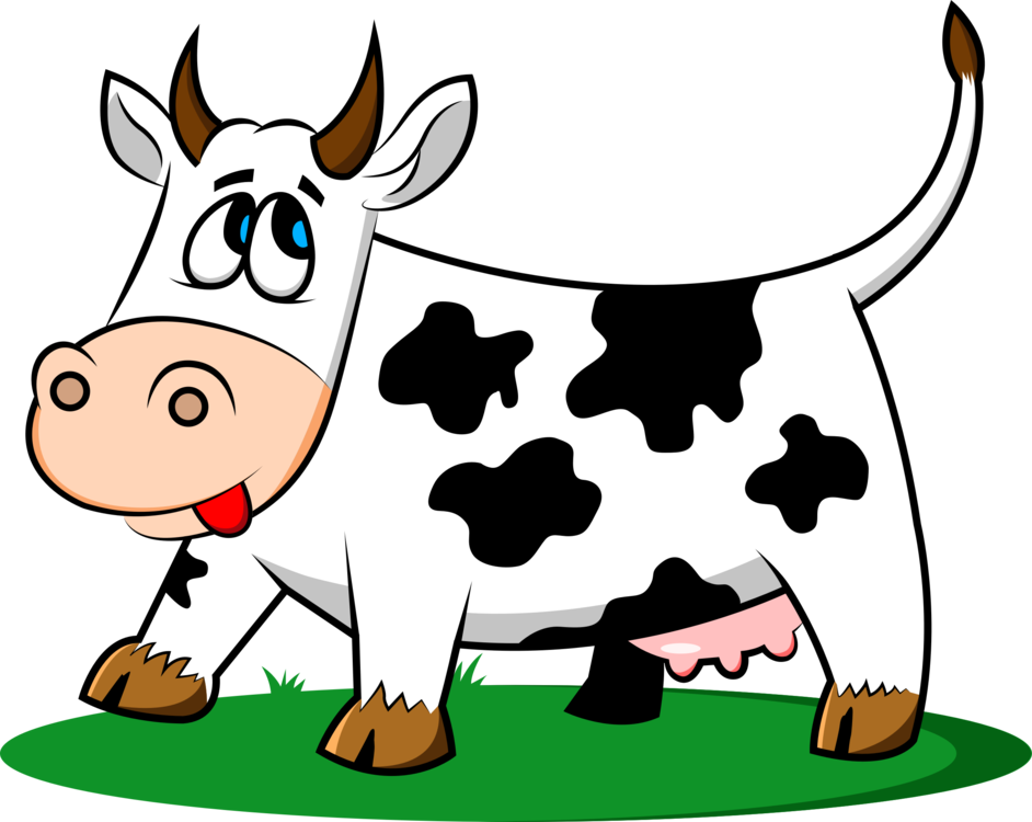 Beef cattle milk holstein. Dairy clipart svg black and white download