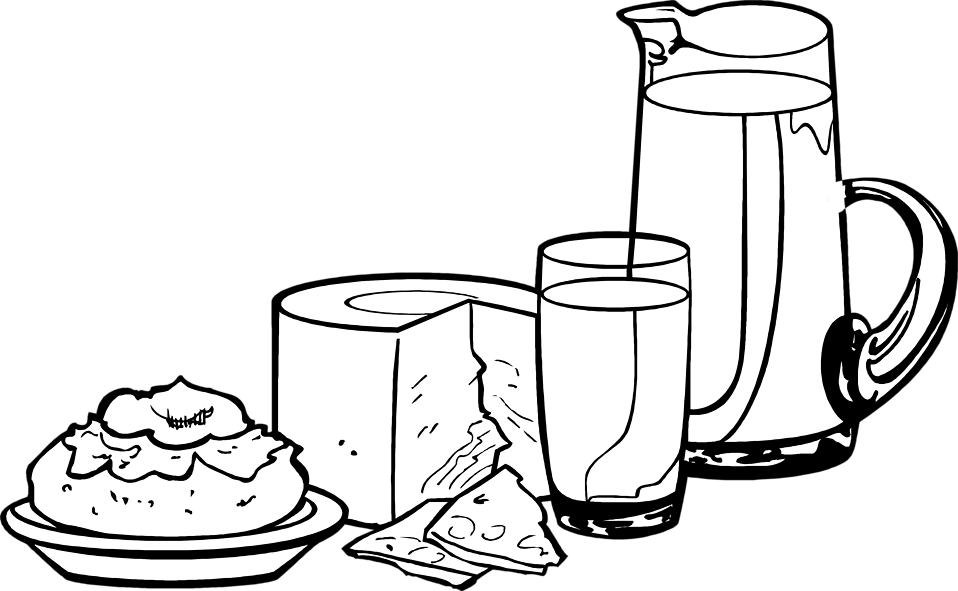 Dairy clipart. Clip art library arts