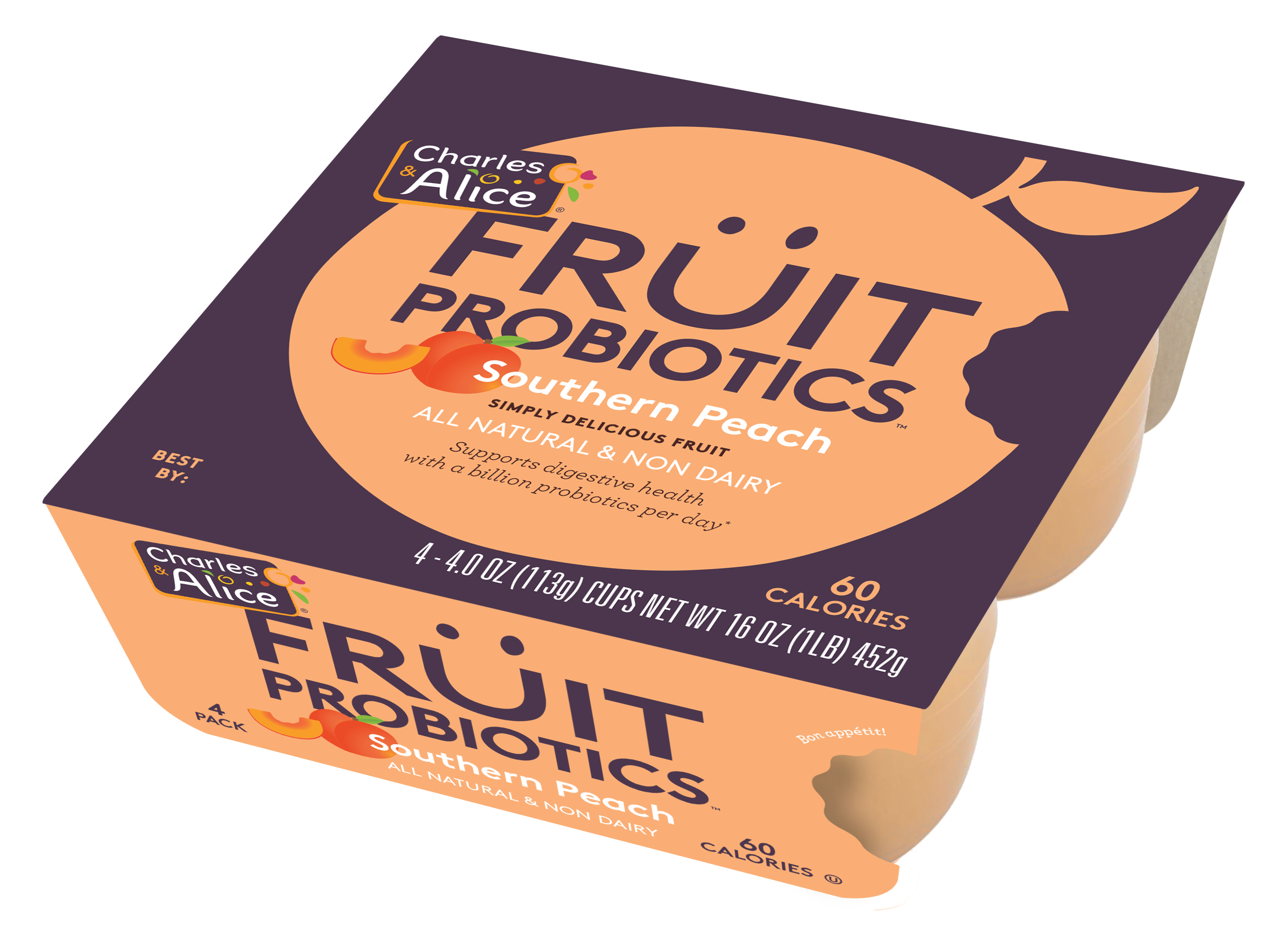 Dairy clipart probiotic. Charles alice s fruit