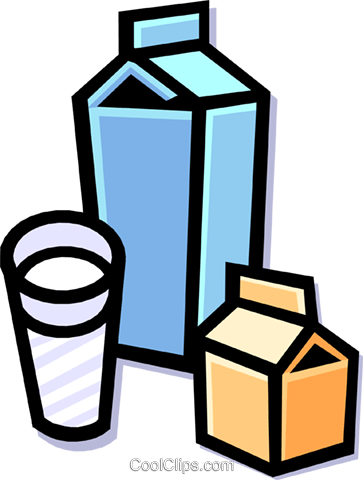 product drawing dairy food