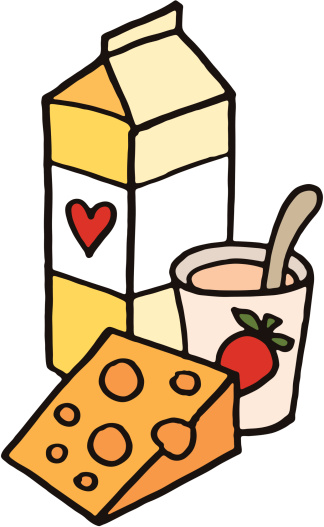 Dairy clipart yogart. Yogurt at getdrawings com