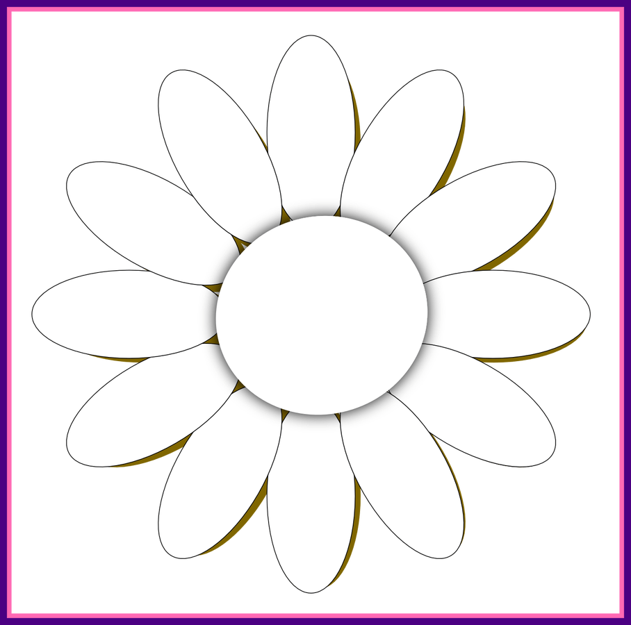 Fascinating line art drawings. Daisies clipart flowerblack png freeuse library