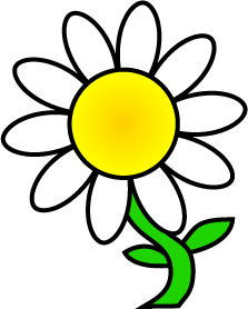Daisies clipart. Free transparent daisy cliparts