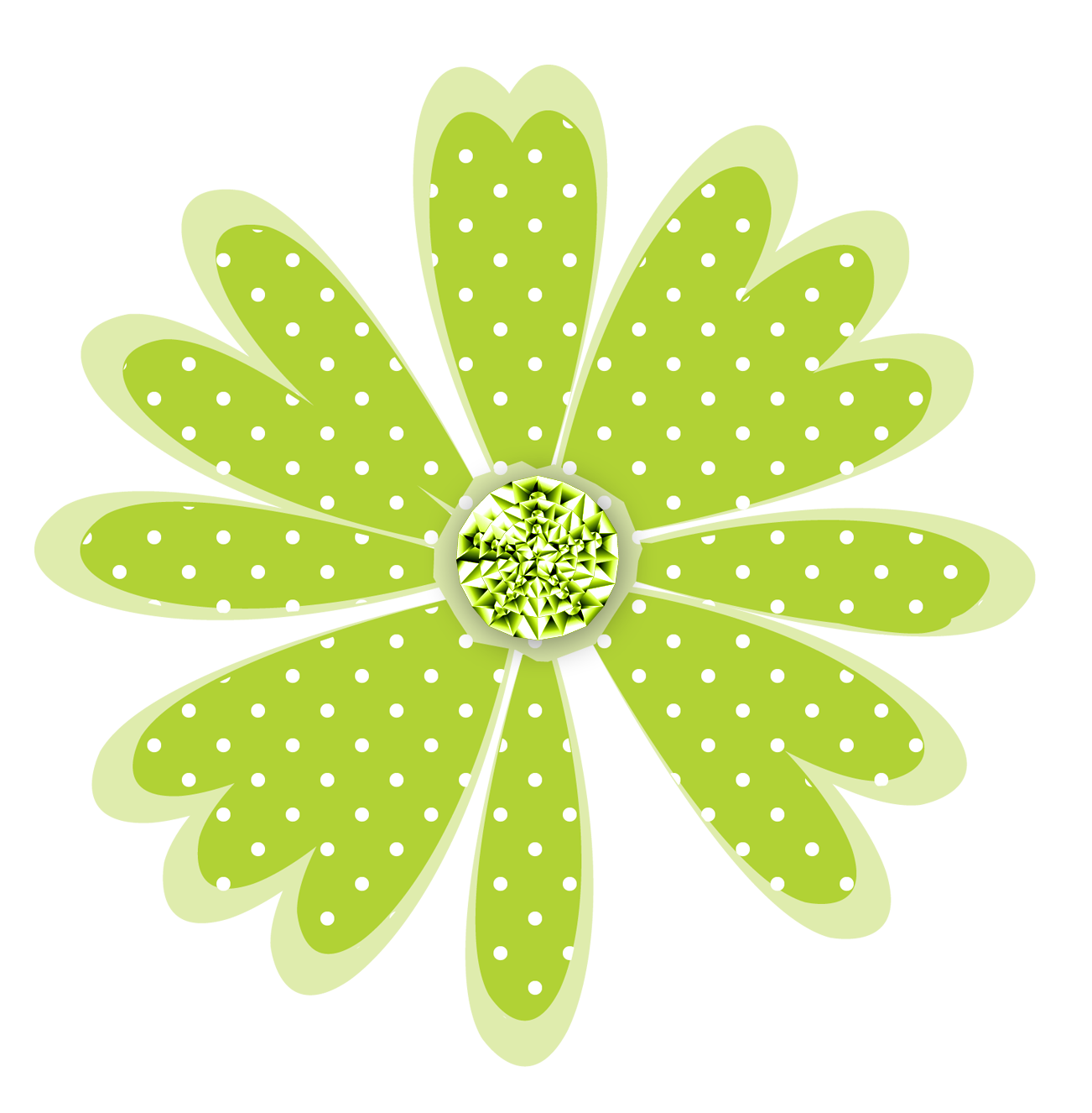 Free scrapbook graphics polka. Daisy clipart frame clip royalty free download