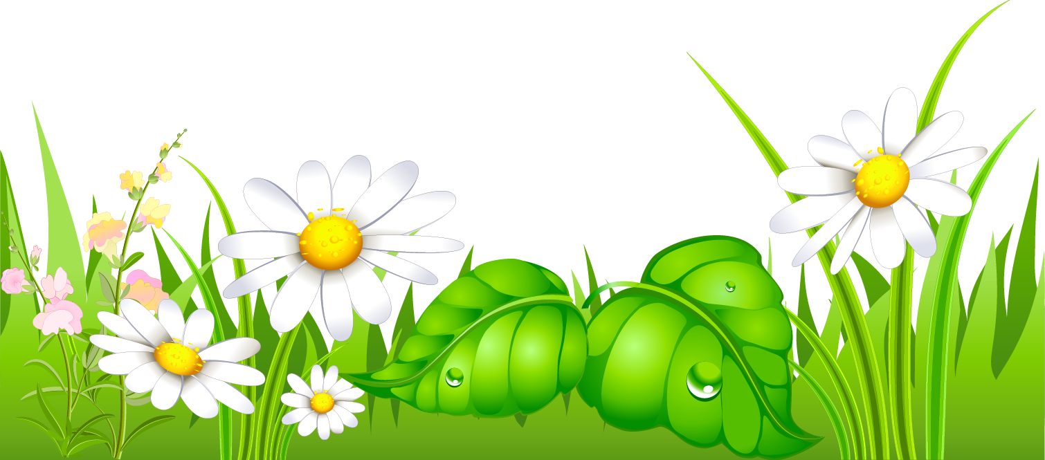 Daisy clipart landscape. Free ground cliparts download