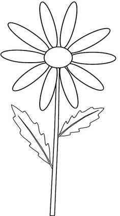 Daisy clipart long stem flower. Rose red clip art