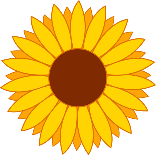 sunflower clipart frozen fever