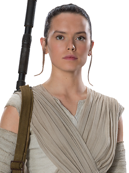 Daisy ridley png. Rey star wars the