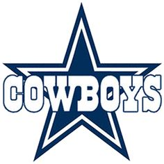 Dallas cowboys clipart. Logo graphics design svg