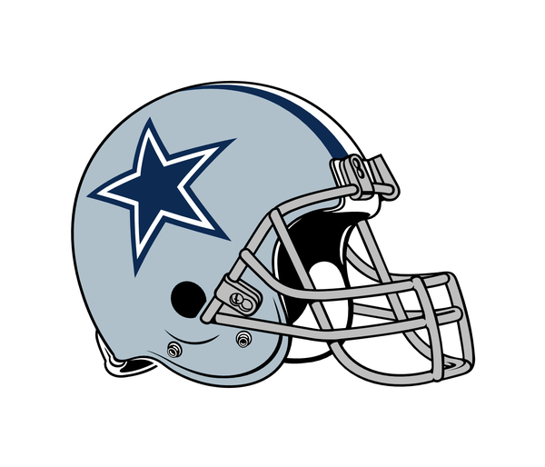 Dallas cowboys clipart helment. Applied technology clip