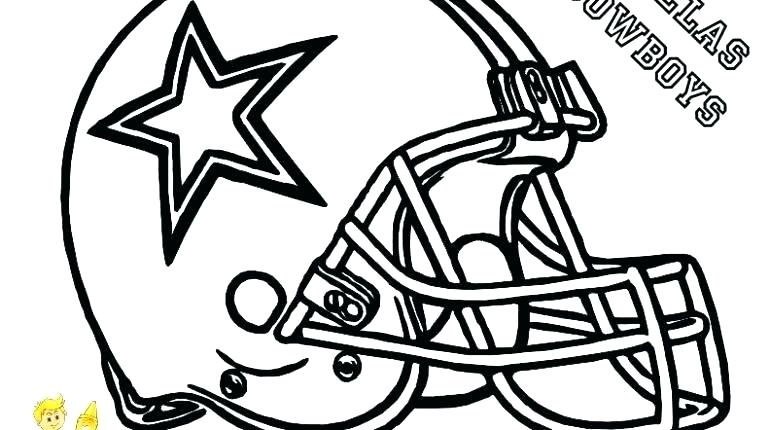 Dallas cowboys clipart helmet. Cowboy coloring pages page