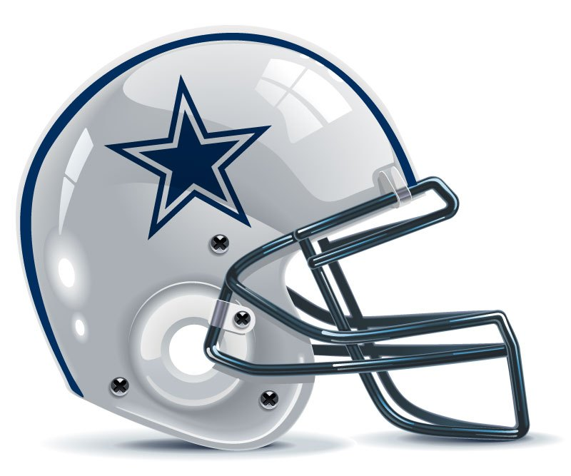 Dallas cowboys clipart helmet. Kbey fm texas best