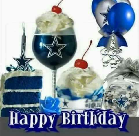 Dallas cowboys clipart painting. Happy birthday with cowboy