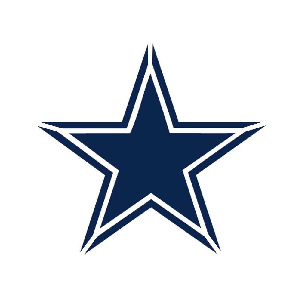 Dallas cowboys clipart painting. Cowboy font and logo