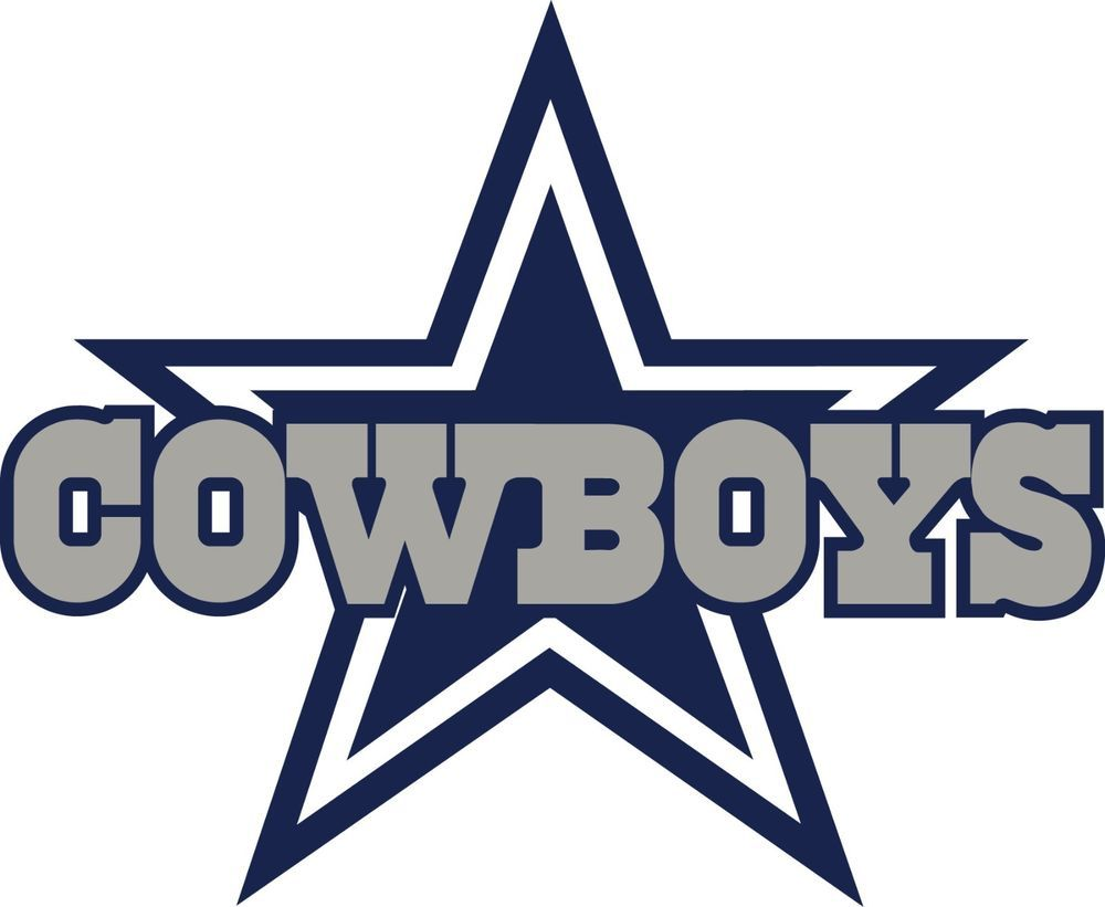 dallas cowboys clipart sticker