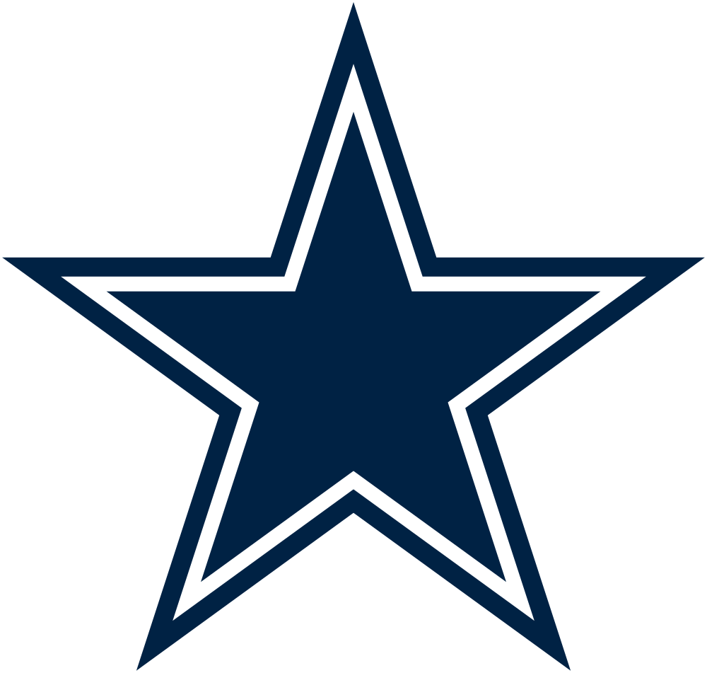 Dallas cowboys star png. File svg wikimedia commons