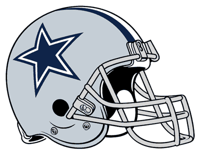 Dallas drawing helmet. Cowboys clipart