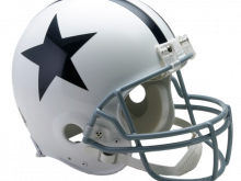 Dallas drawing helmet. Cowboys pictures shop riddell
