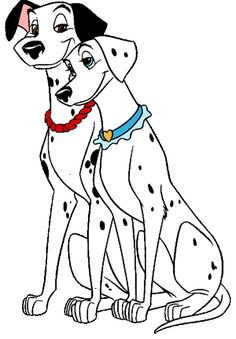 Dalmatian clipart 101st day. Dalmations edible photo