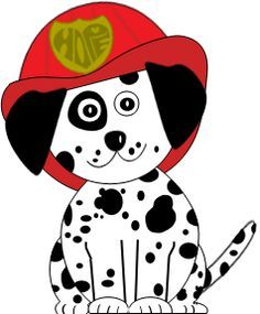 Dalmatian clipart crown. Puppy gif all cliparts