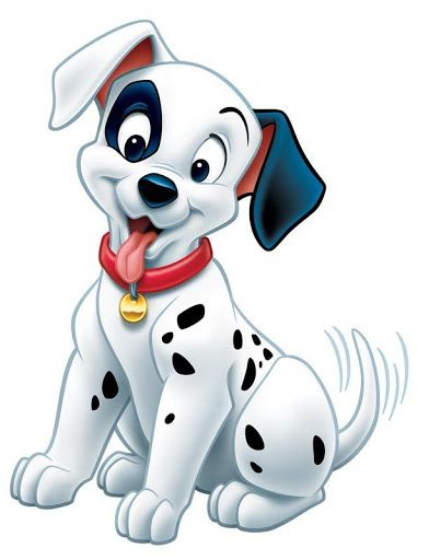 Dalmatian clipart minnie mouse. One of my favorite
